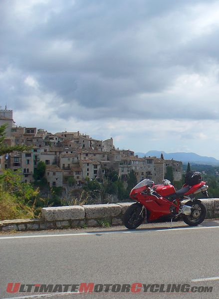 Destination: French Riviera | Motorcycle Travel
