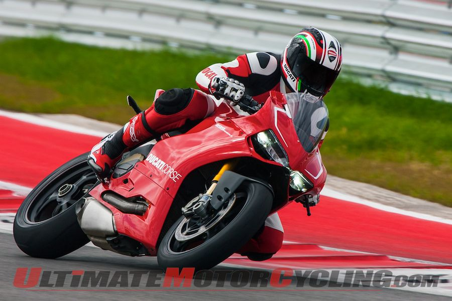 2013 Ducati 1199 Panigale 1199 R at Circuit of the Americas