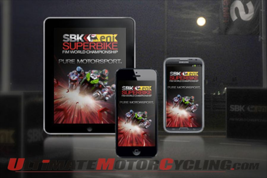 2013 World Superbike, World SBK, WSBK, SBK2013 App, World Superbike App, iPad, iPhone, iPod Touch, Android