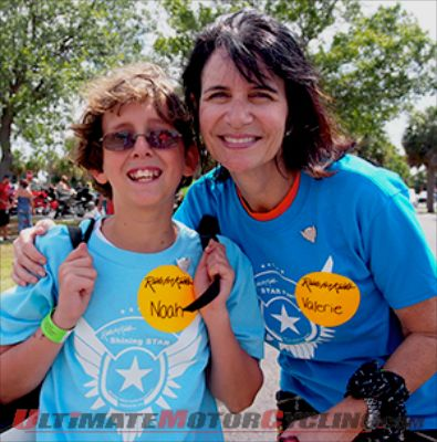 2013 Ride for Kids Season Openers Raise More than $100K