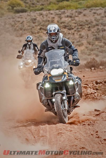 Off-Road-Ready BMW Adventure Bikes Available from ADV Rentals