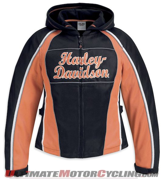 Harley-Davidson Women's 3-in-1 Mesh Jacket