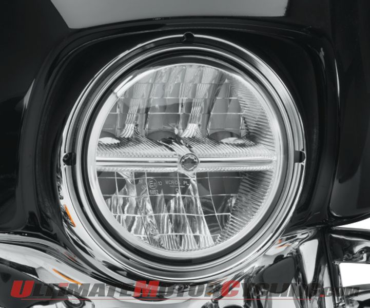Harley-Davidson Daymaker Reflector LED Headlight