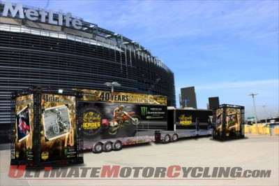 Legends and Heroes Tour Celebrates 40th Anniversary of Supercross