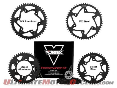 LeoVince USA Now Shipping Vortex Racing Motorcycle Components
