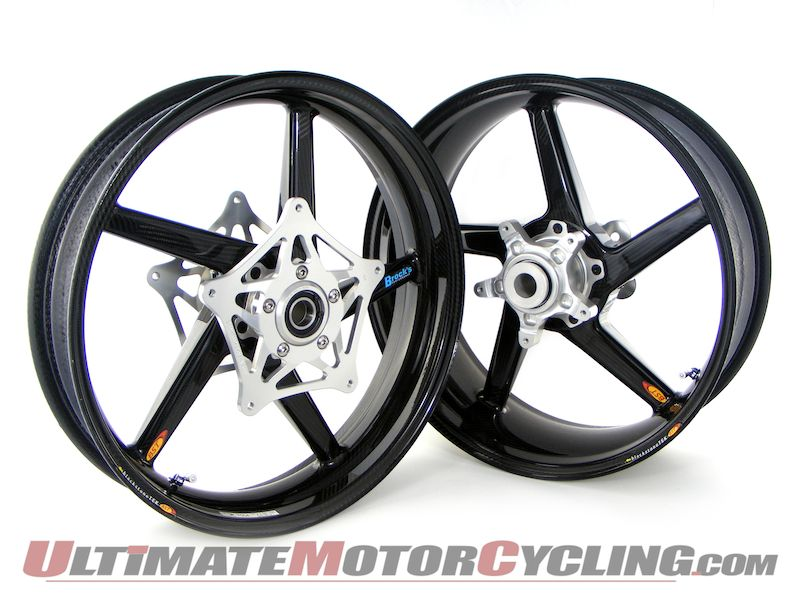 BST Carbon-Fiber Wheels for BMW S1000RR
