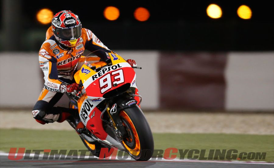 2014 Qatar MotoGP at Losail | Sunday Pre-Race Guide