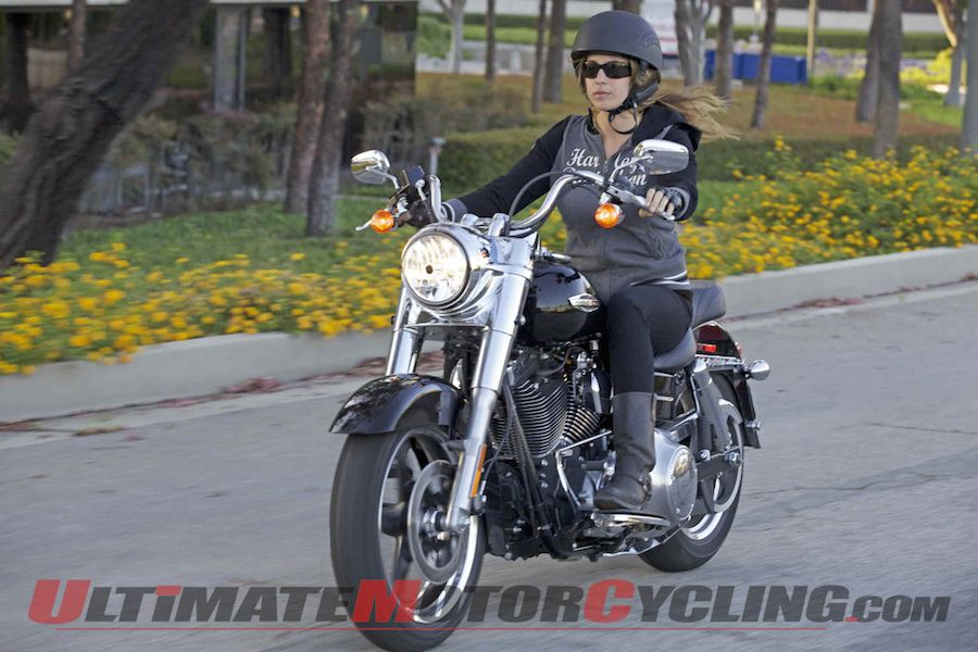 Harley-Davidson Riding Academy Launched