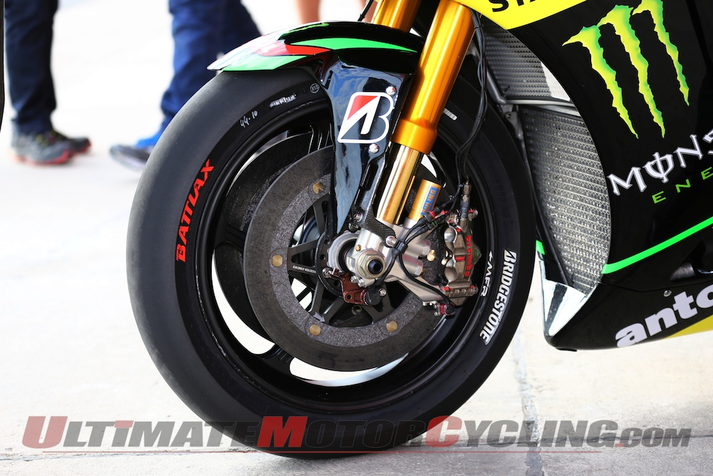 MotoGP: Bridgestone To Withdraw as Official Tire Supplier after 2015
