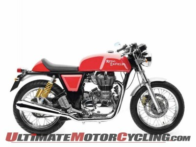 Royal Enfield U.S. Sales Double in Q1