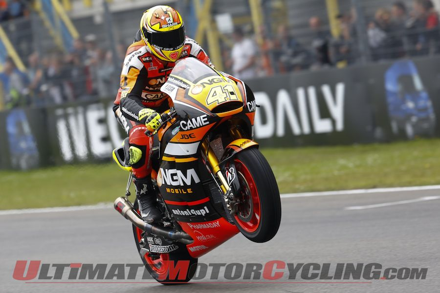 2014 Assen MotoGP Qualifying Results | Espargaro Earns Pole