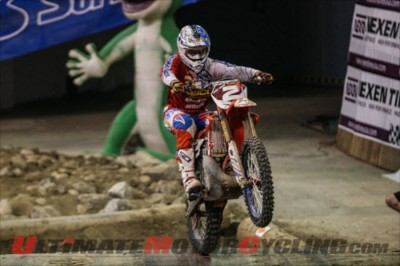 2014 Sacramento EnduroCross | GEICO Beta's Webb Extends Lead
