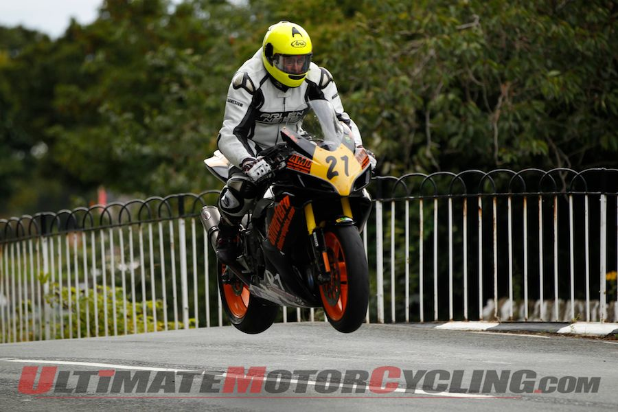 Excitement Builds as 2014 Manx Grand Prix Nears