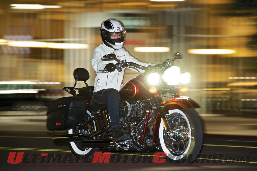 2014 Harley-Davidson CVO Softail Deluxe | QuickShift Review