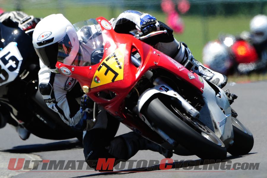America's Aaron League Set for 2014 Manx Grand Prix