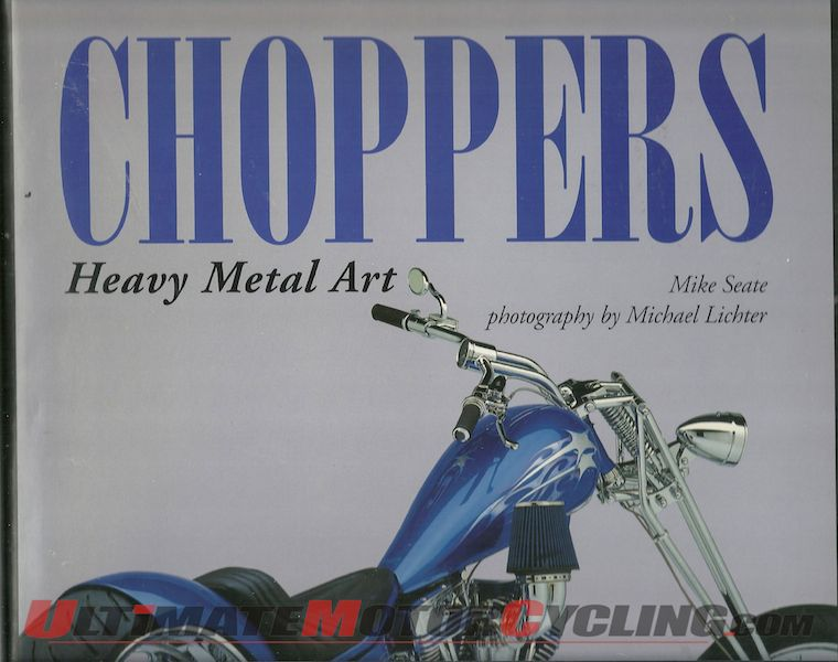 Choppers Heavy Metal Art | Rider's Library