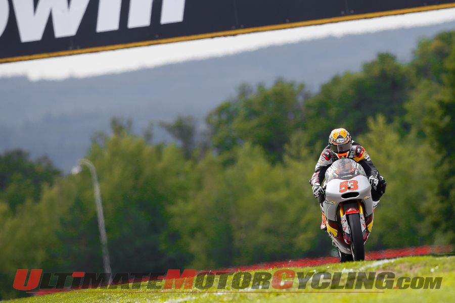 Series Leader Rabat Leads Brno Moto2 Friday Practice