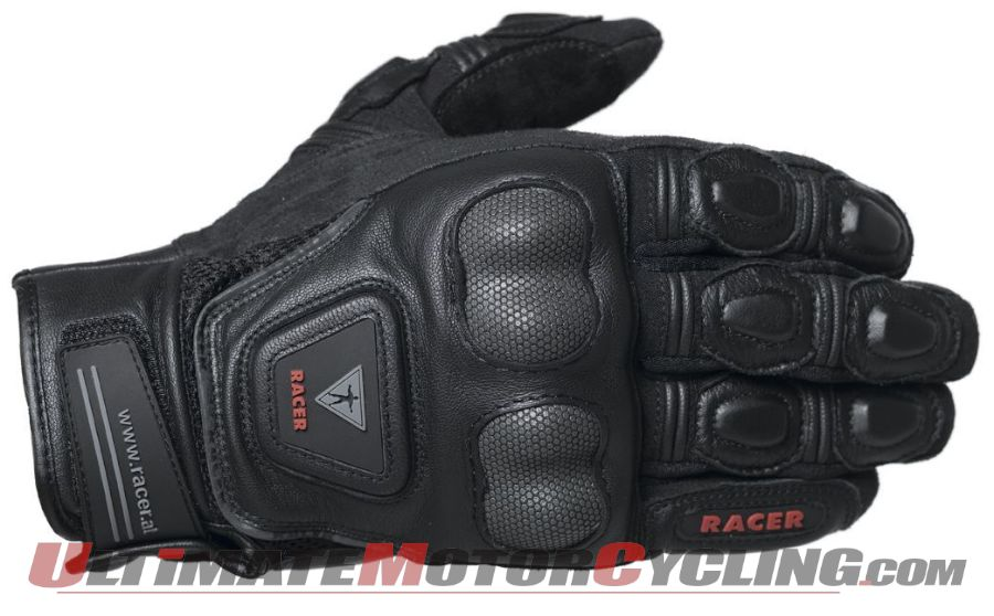 Racer Mickey Gloves Review | QuickShift