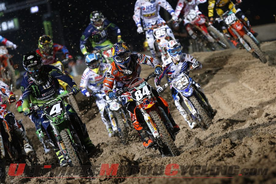 2015 Qatar MX2 Results | Perfect Start for KTM's Herlings