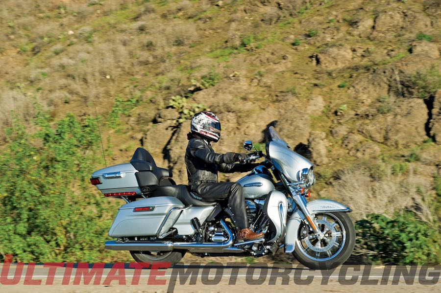2015 Harley-Davidson Electra Glide Ultra Classic Low | Review