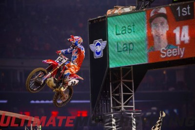 2015 Houston Supercross Commentary | Upside/Downside Cole Seely