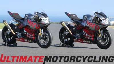 Team Hero EBR done in WSBK