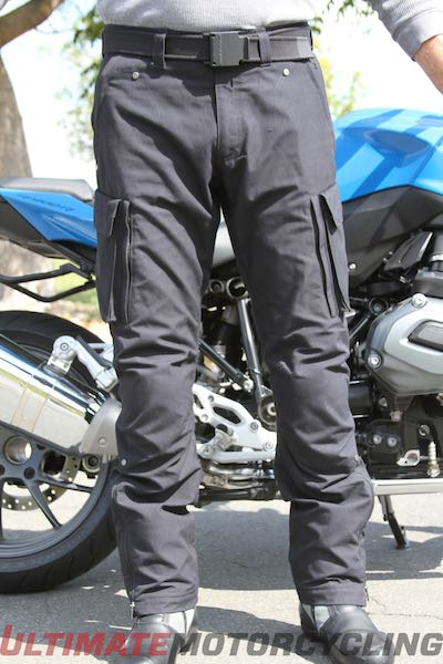 BMW Rider Pants Review | Better than the City Pant? Front