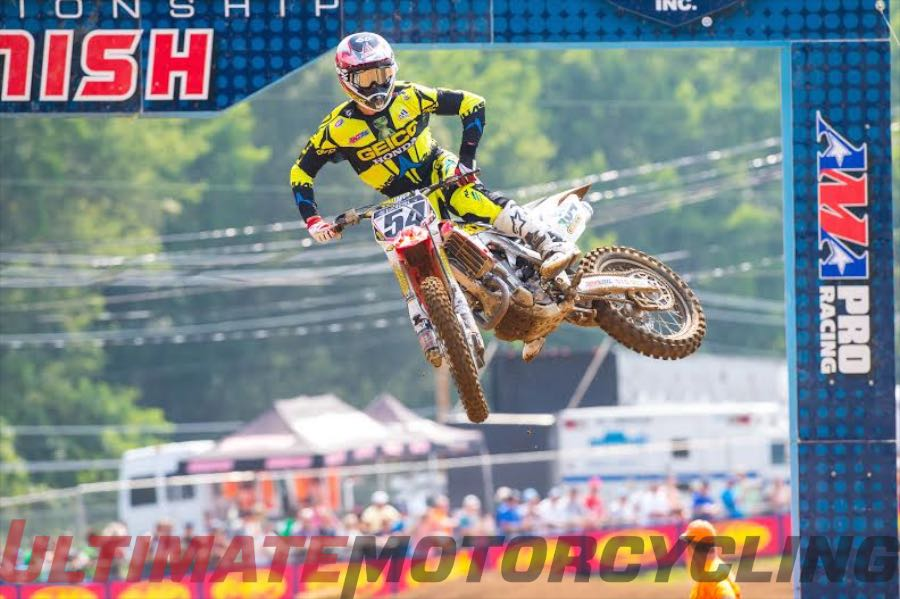 Christian Craig to Substitute for Injured Bogle | 250 MX