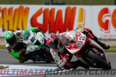 2015 Donington World SBK Results | Sykes Doubles Camier