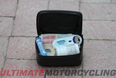 Moto Go-Bag | What the Well-Prepared Motorcyclist Should Carry Medical Kit