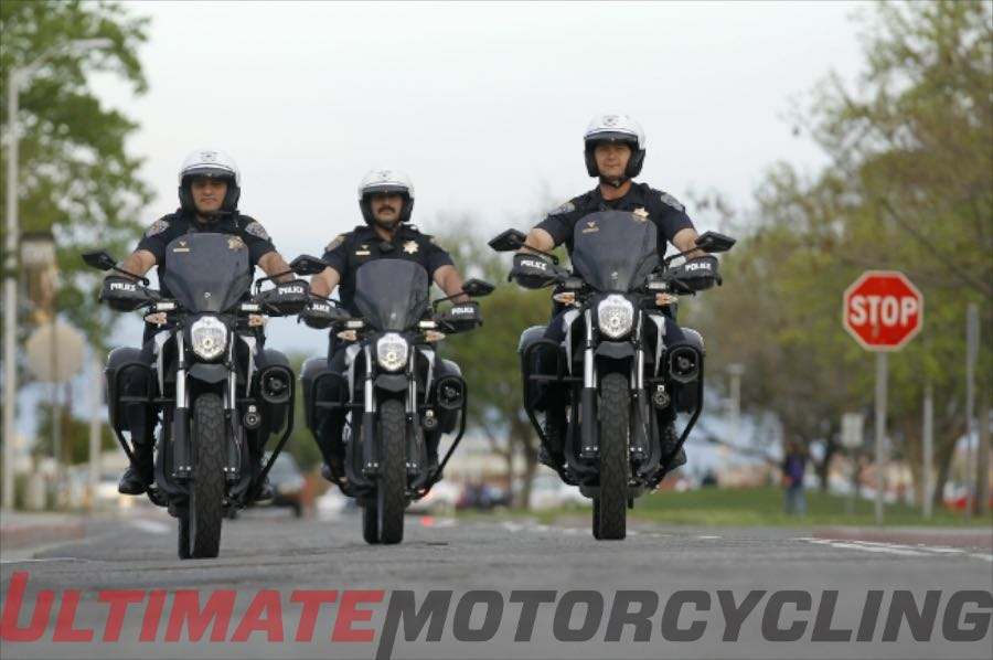 50+ Departments Fight Crime on Zero Police Motorcycles