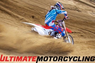 2015 Honda CRF450R Review | Small but Fine Refinements suspension