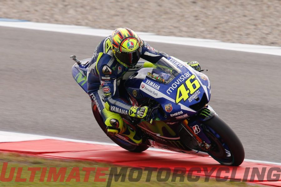 Assen MotoGP 2015 Qualifying - Rossi Earns Record Pole
