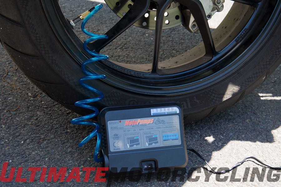 MotoPumps Mini Pro Inflator Review   Essential Baggage