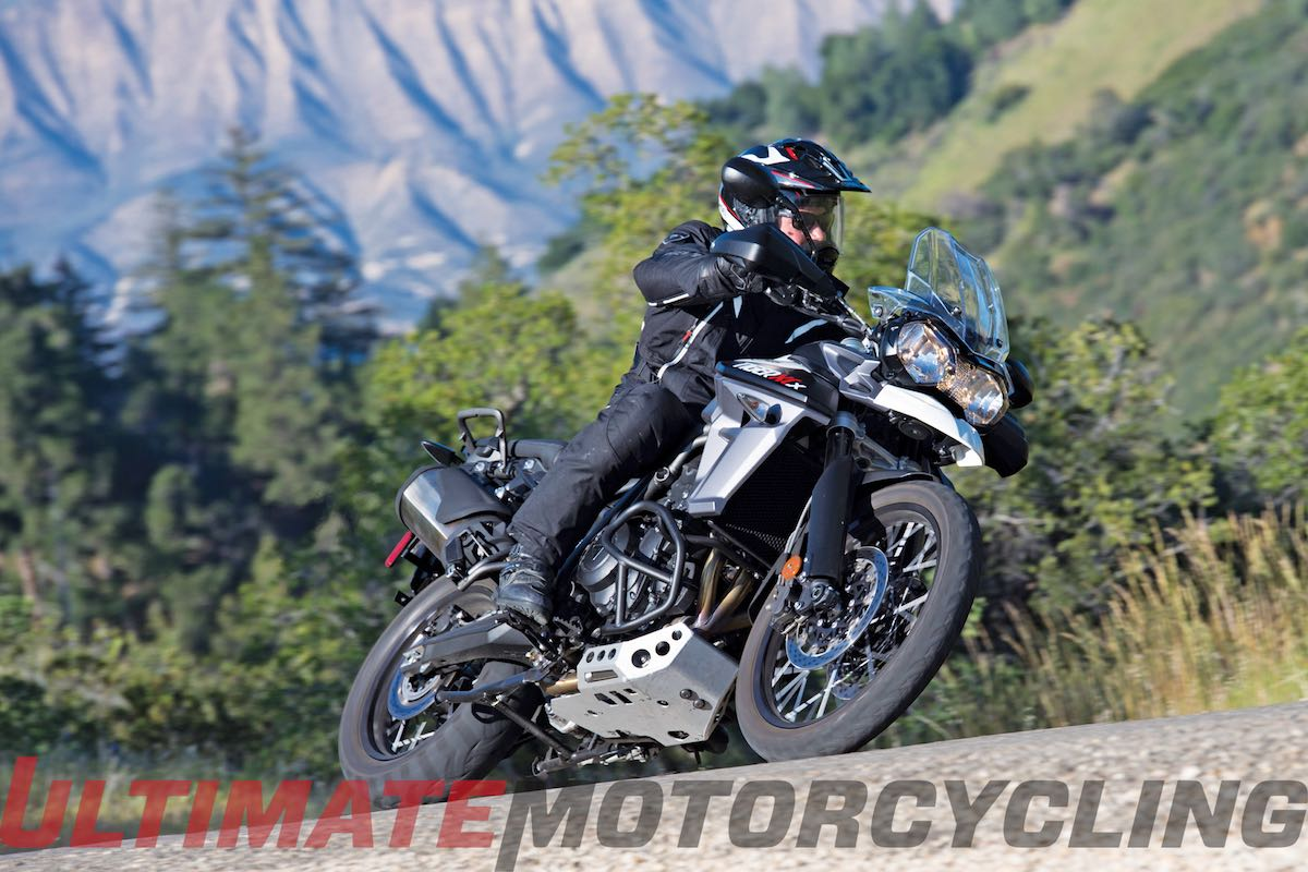 2015 Triumph Tiger 800 XCx Review | Appetite for ADV