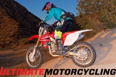 2016 Honda CRF250X Review | First Ride Outdoors