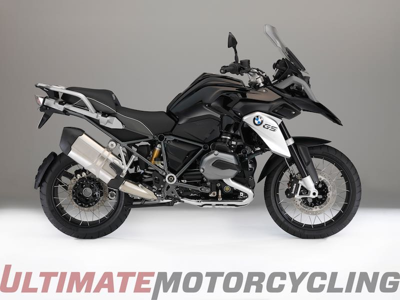 2016 BMW Motorcycle Updates Include R1200GS TripleBlack