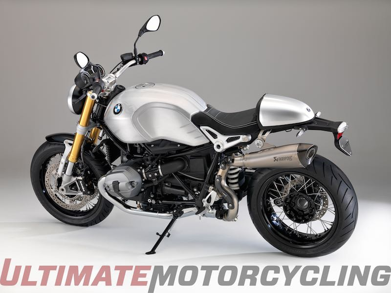 2016 BMW Motorcycle Updates Include R nineT