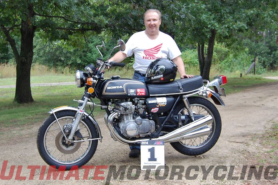 1974 Honda CB350F Bonneville Speed Record Holder - Rebuild Diary