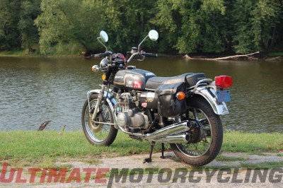 1974 Honda CB350F Bonneville Speed Record Holder - Rebuilt
