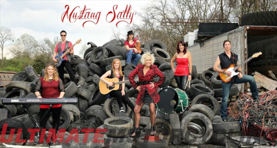 Mustang Sally Set for 15th Annual Gettysburg Bike Week