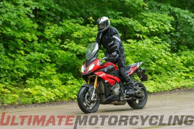 BMW S1000XR off-road