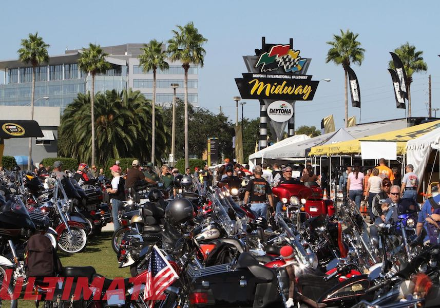2015 Daytona Fall Cycle Scene Events | Schedule