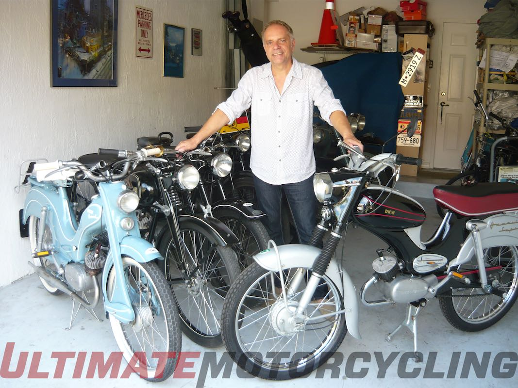 Peter Kisgen's Cold War Classic Motorcycles