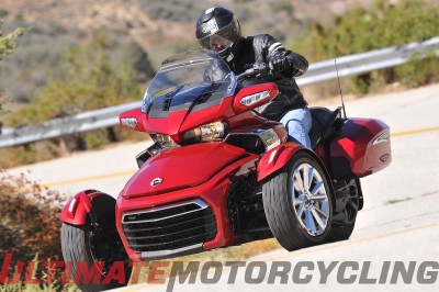 2016 Can-Am Spyder Review | Lineup Grows with F3-T & F3-Limited