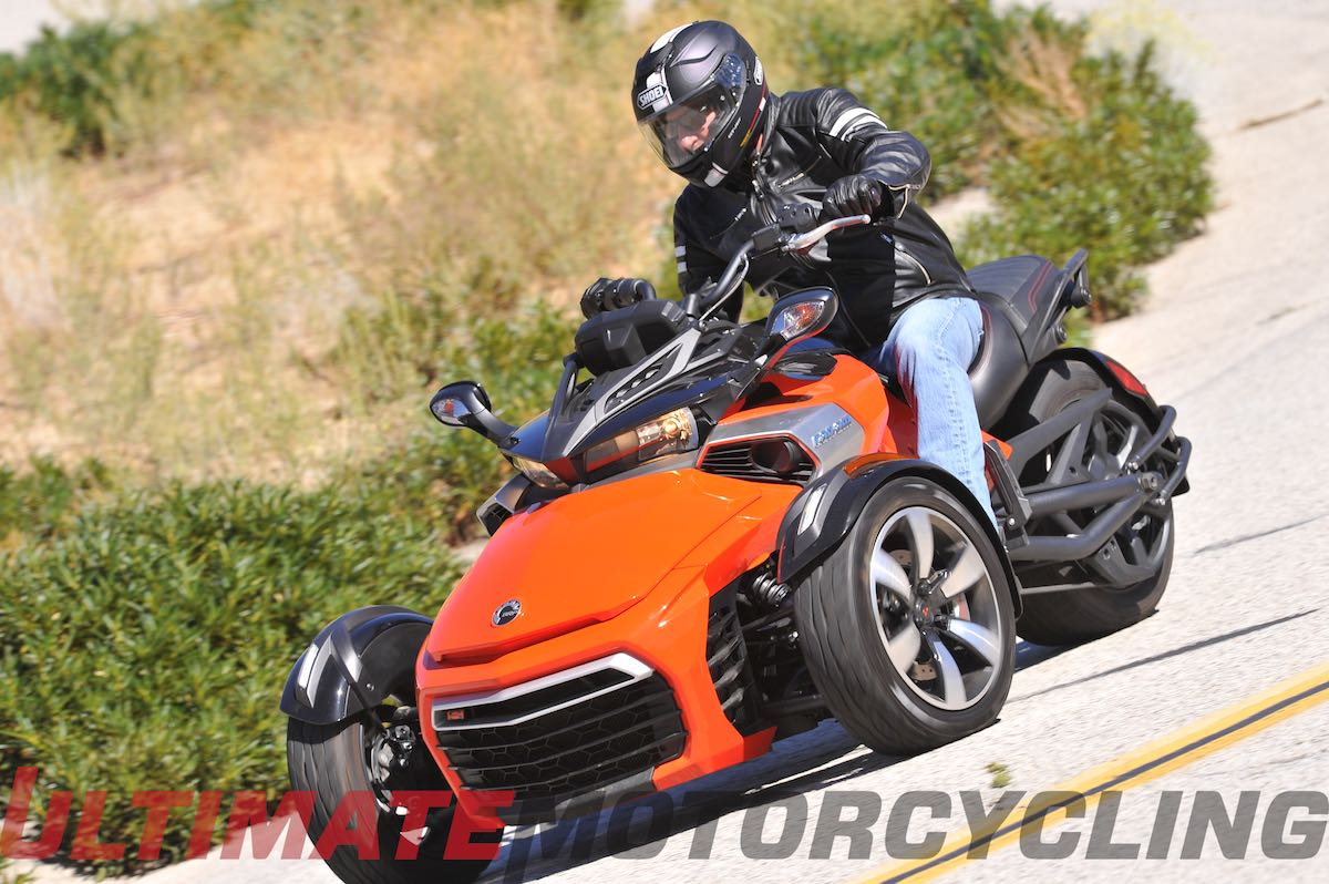 2016 can am spyder review f3 t f3 limited. Black Bedroom Furniture Sets. Home Design Ideas