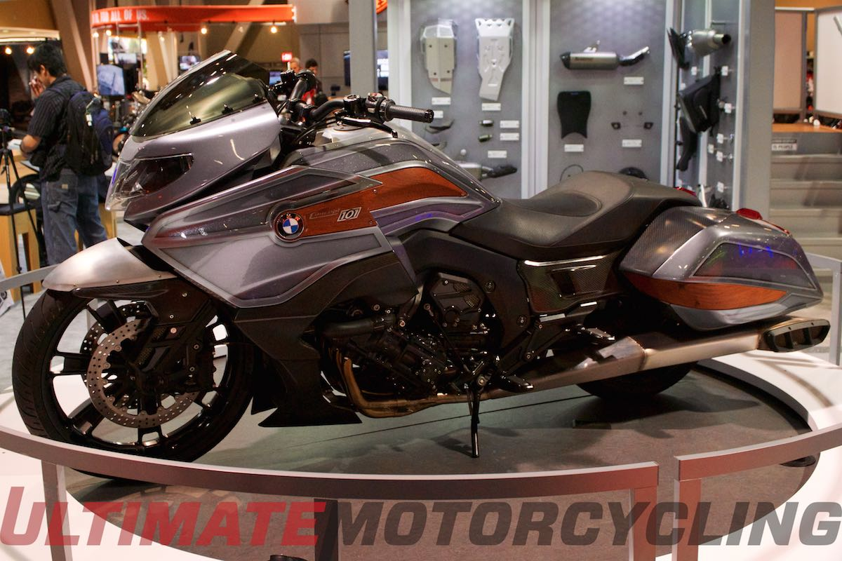 Top 20 Motorcycles - BMW Concept 101