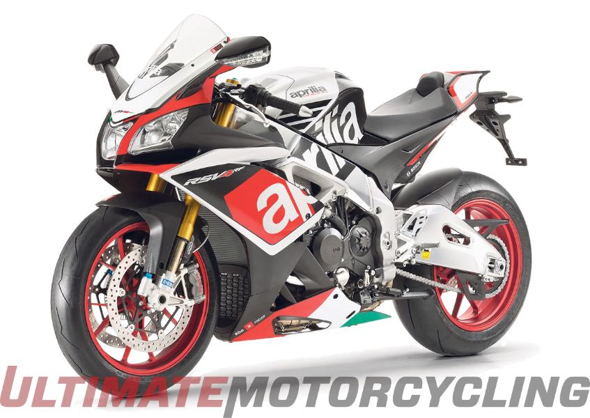 2016 Aprilia RSV4 RF ABS | Buyer's Guide