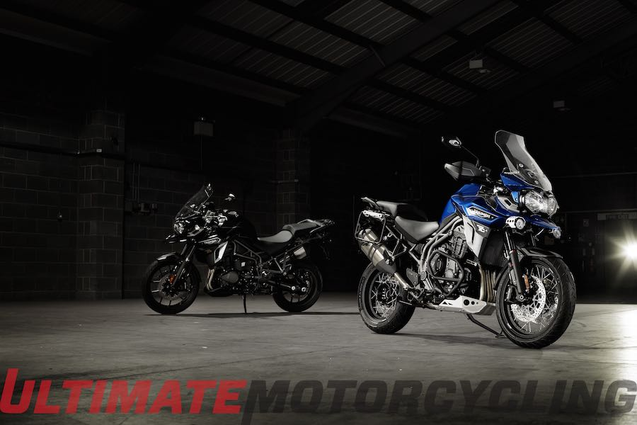 2016 Triumph Tiger Explorer Preview | 6 New Models