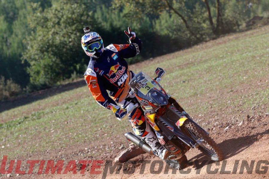 Red Bull KTM Rally Factory Riders Set for 2016 Dakar